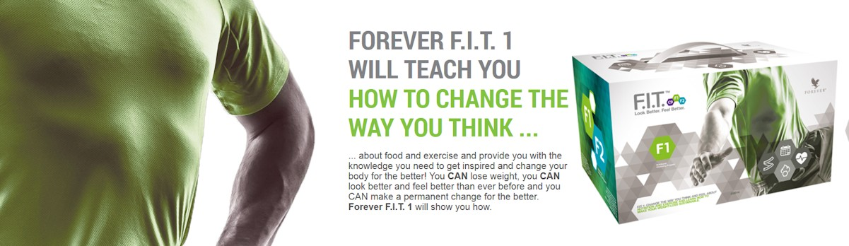 Forever FIT Program By Forever Living Products