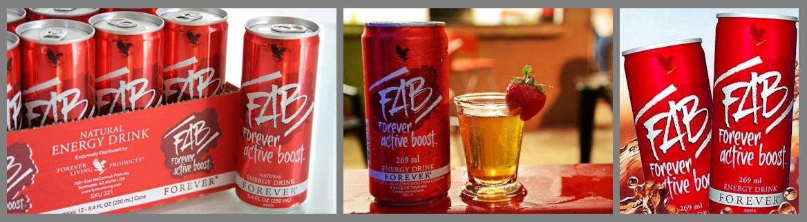 Natural and Healthy Energy Drink by  ForeverLiving