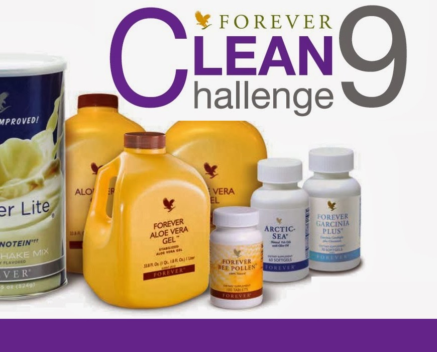 Clean 9 Cleansing and Weight Loss Program | Forever Living ...