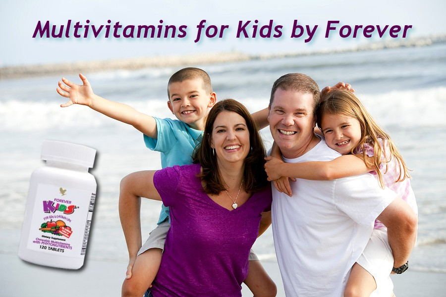 Great Multivitamins for Children